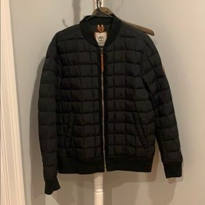 Timberland Black Down Insulator Jacket